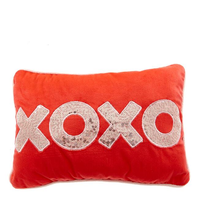 Hugs Bear XOXO Cushion