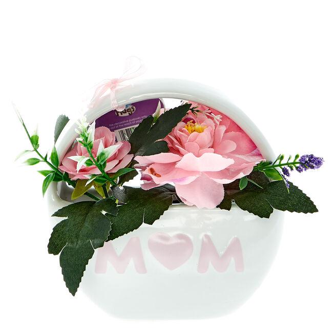 Hugs Bear Mum Flowerpot