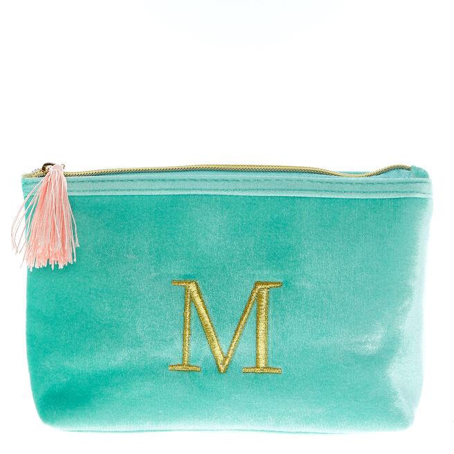 M - Makeup Bag
