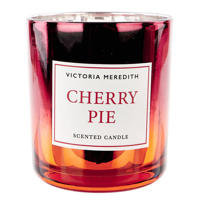 Victoria Meredith Scented Candle - Cherry Pie