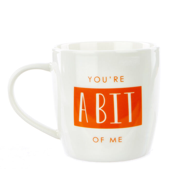 Island Vibes 'You're A Bit Of Me' Mug