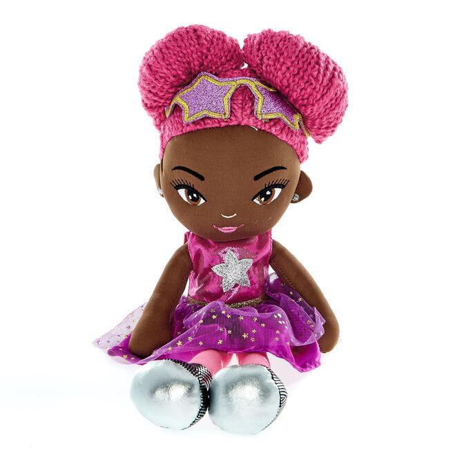 Hey Girl! Roxy Pop Star Soft Toy Doll