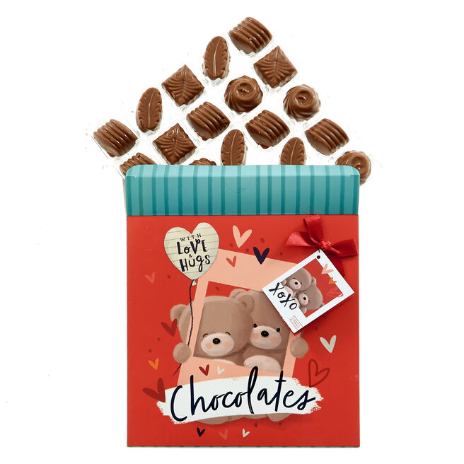 Luxury Chocolates Hugs