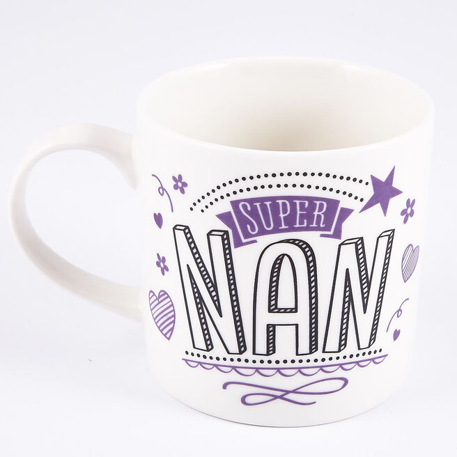 """Super Nan"" Mug"
