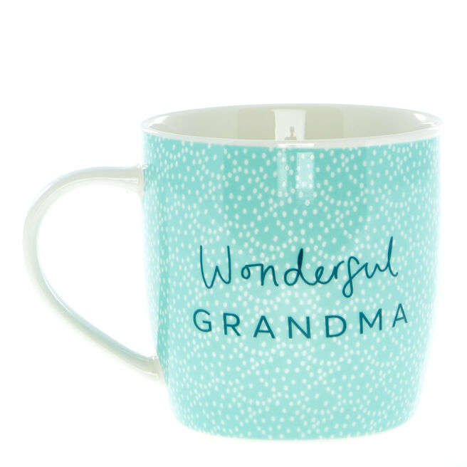 Wonderful Grandma Mug