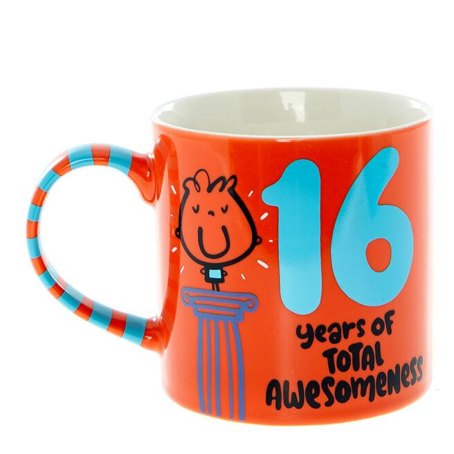 Fruitloops 16th Birthday Mug