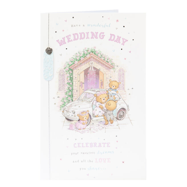 Wedding Card - Your Sweetest Dreams