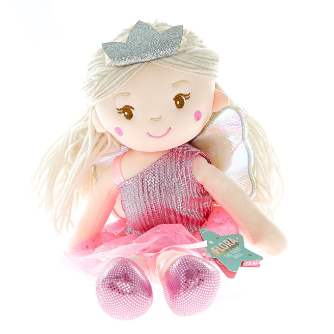 Happy & Bright Flora The Fairy Doll