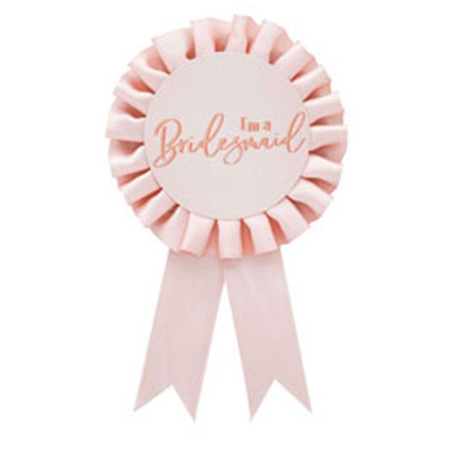 Bridesmaid Hen Party Badge