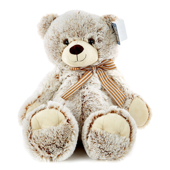 Large Brown Bear Soft Toy