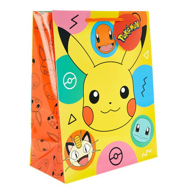 Medium Portrait Pokémon Gift Bag
