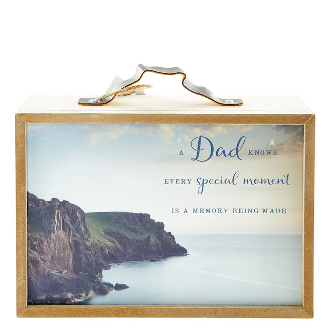 Memory Box For Dad