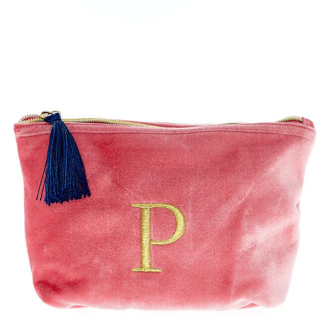 P - Makeup Bag