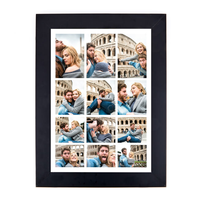 Personalised Photo Print - Couples, 12 Photo Upload