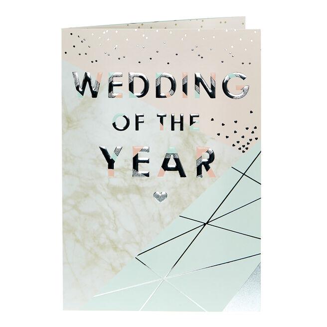 Wedding Card - Wedding Of The Year