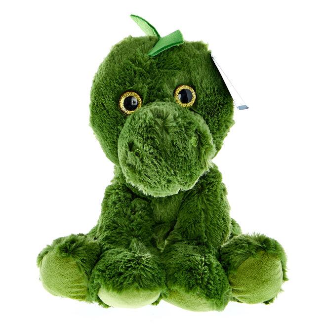 Green Dinosaur Soft Toy