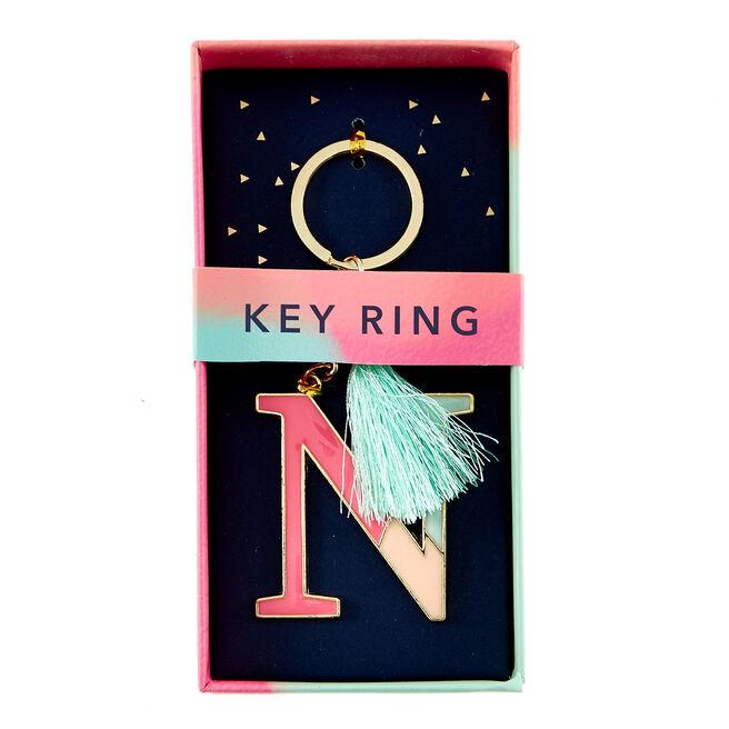 Initial Keyring - N