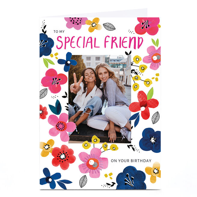 Photo Kerry Spurling Card - Special Friend