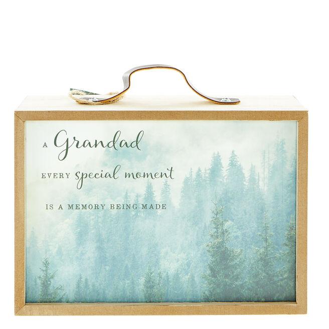 Memory Box For Grandad
