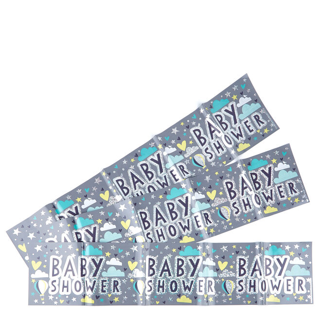 Baby Shower Party Banners - Pack Of 3