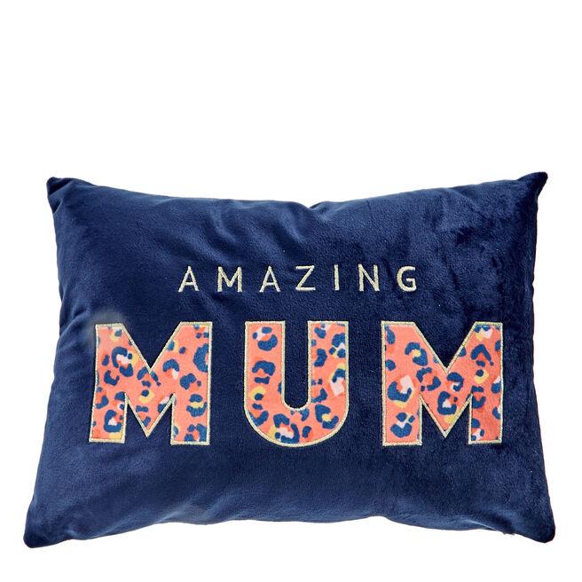 Wild Amazing Mum Cushion