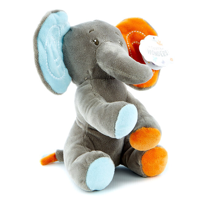 Teeny Wonders Baby Elephant Soft Toy