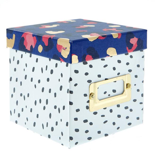 Wild Style Mini Storage Box