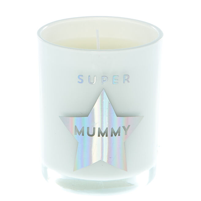 Super Mummy Vanilla Scented Candle