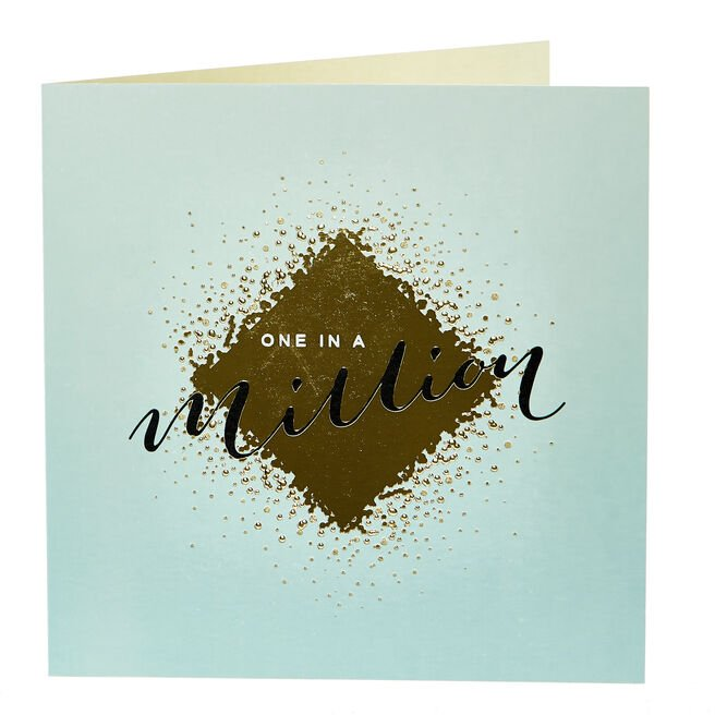 Any Occasion Card - One In A Million