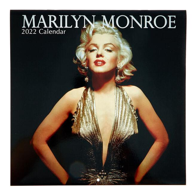 Marilyn Monroe 16-Month 2022 Calendar