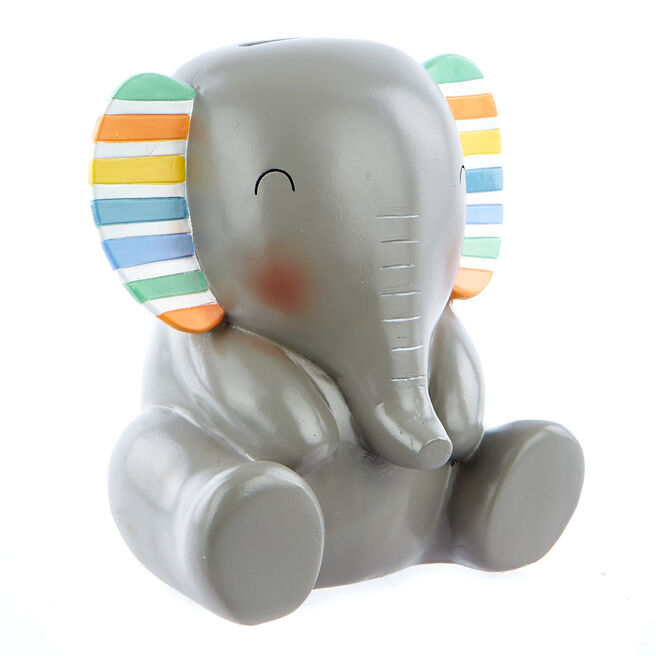 Teeny Wonders Baby Elephant Money Box