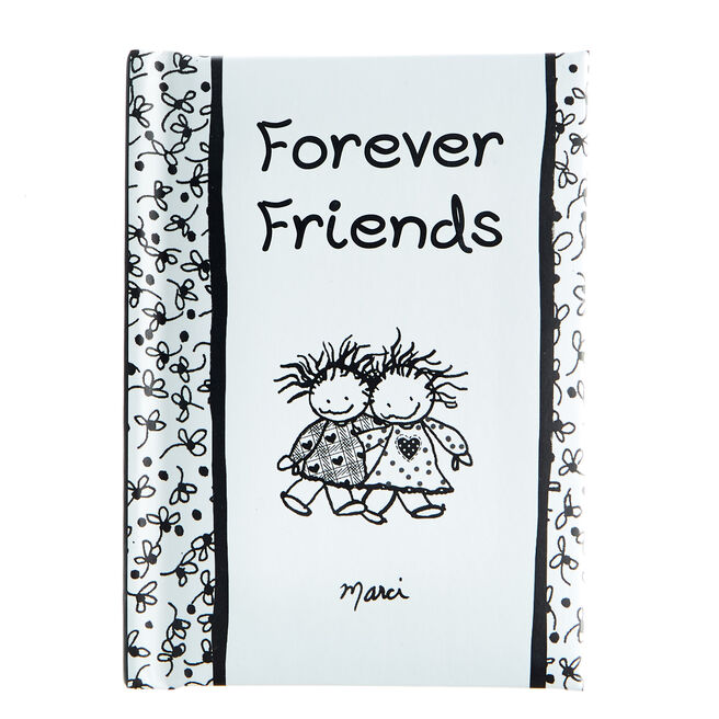 Blue Mountain Arts Keepsake Book - Forever Friends