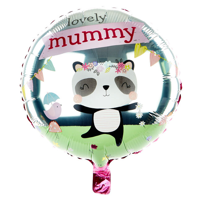 Lovely Mummy 18 Inch Foil Helium Balloon