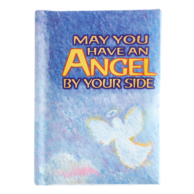 Blue Mountain Arts Keepsake Book - An Angel By Your Side