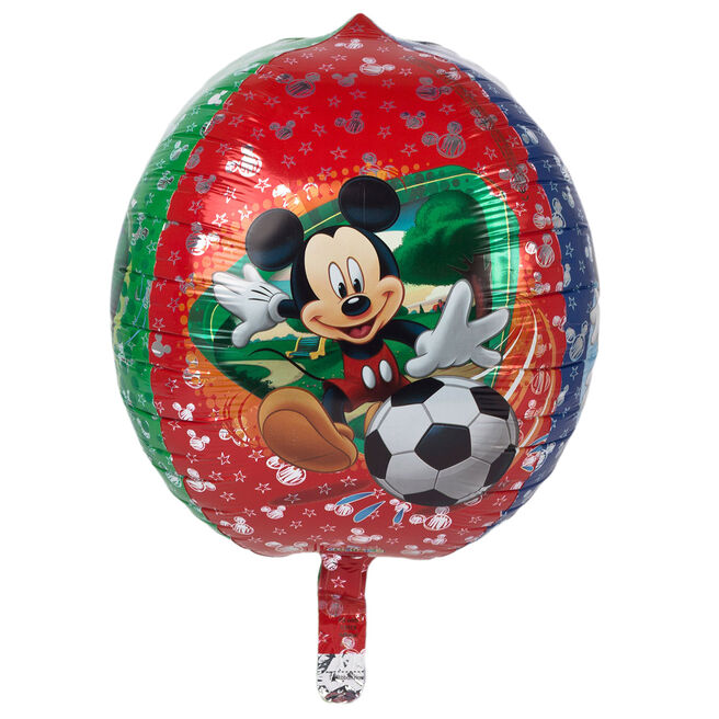 Disney Mickey Mouse Orbz Helium Balloon (Deflated)