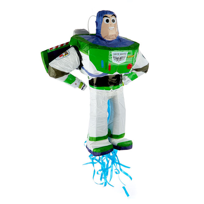 Toy Story 4 Buzz Lightyear Pull Pinata
