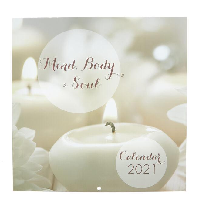 Mind, Body & Soul 2021 Calendar