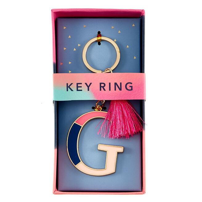 Initial Keyring - G