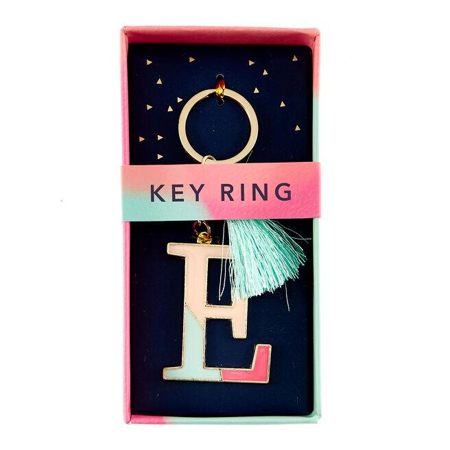 Initial Keyring - E