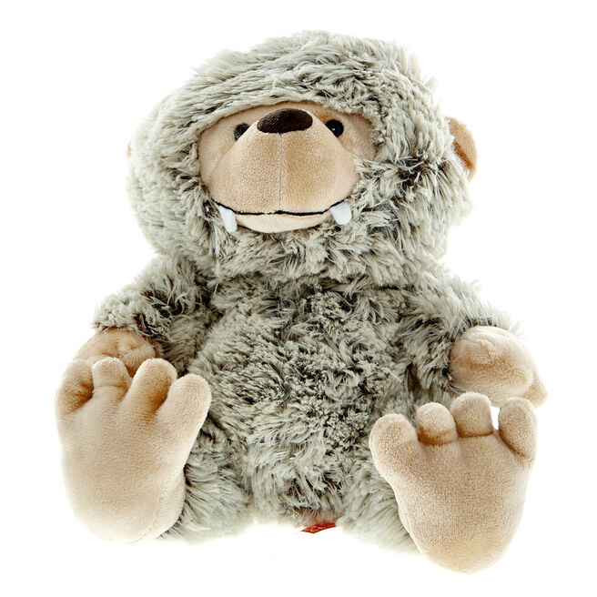 Bigfoot Soft Toy