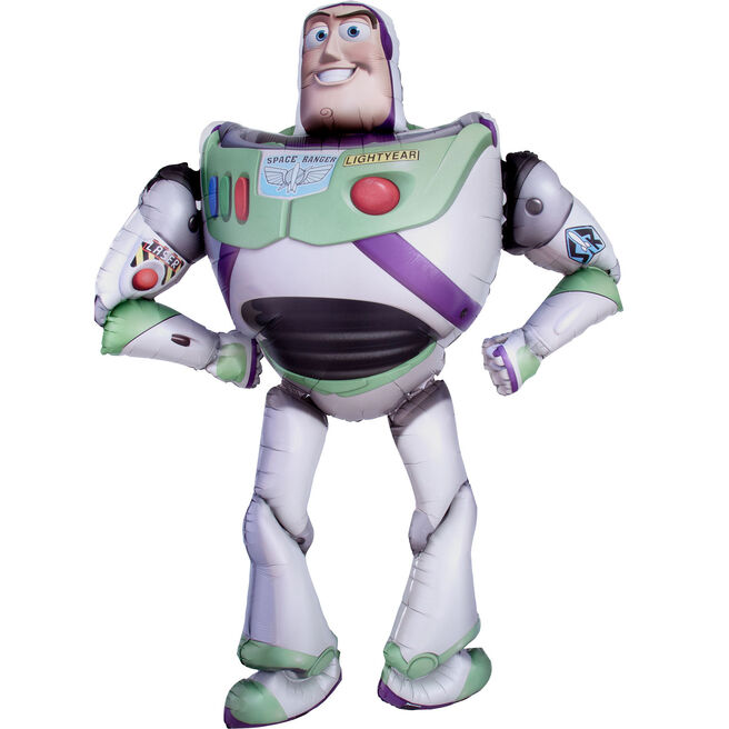 Toy Story 4 Buzz Lightyear Helium Airwalker Balloon (Deflated)