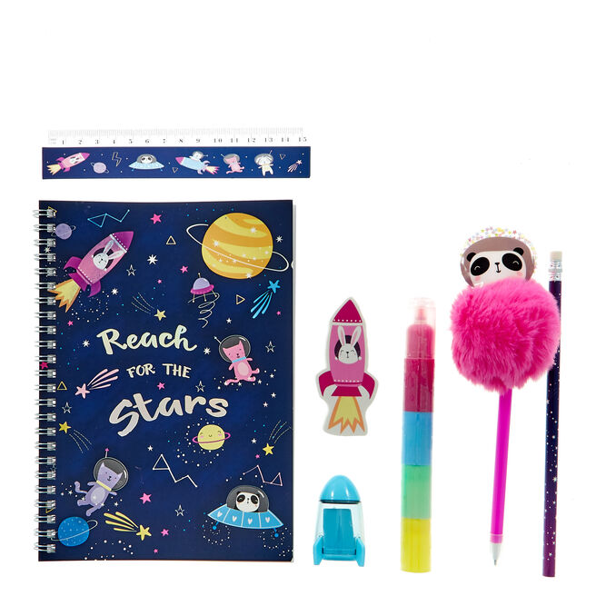 Reach For The Stars Small Stationery Set