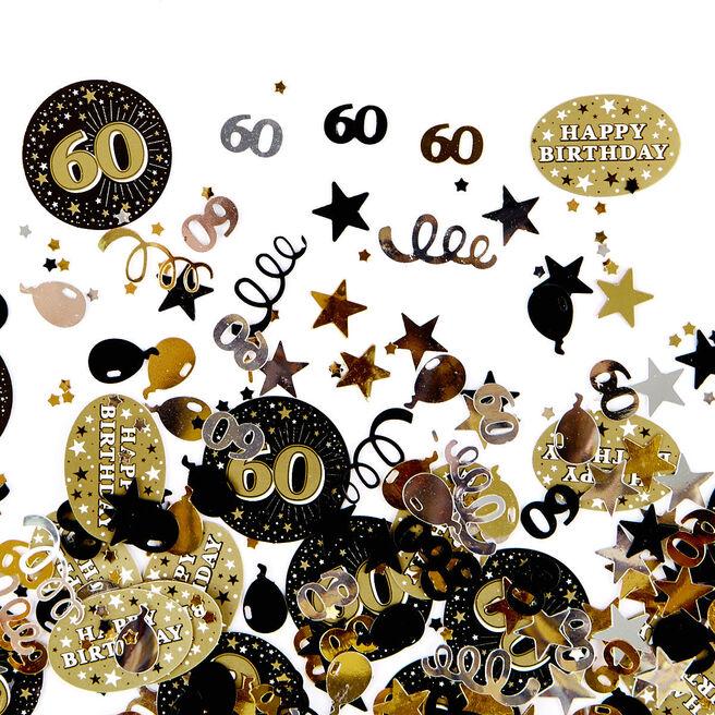 Foiletti - Age 60 Gold 16468