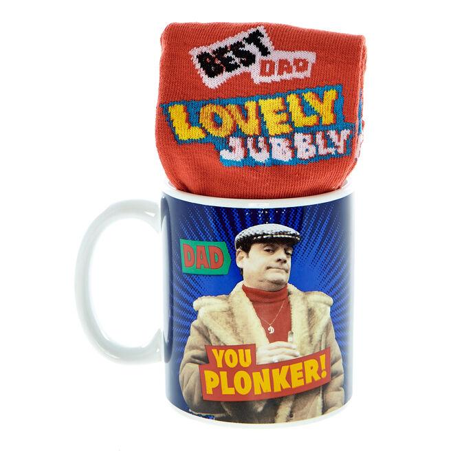 Only Fools & Horses Best Dad Mug & Socks