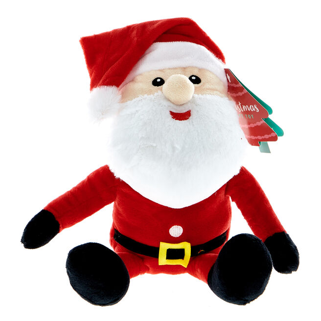 Santa Claus Christmas Soft Toy