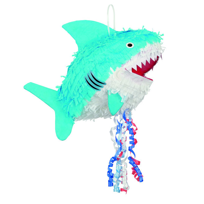 Shark Pull Piñata