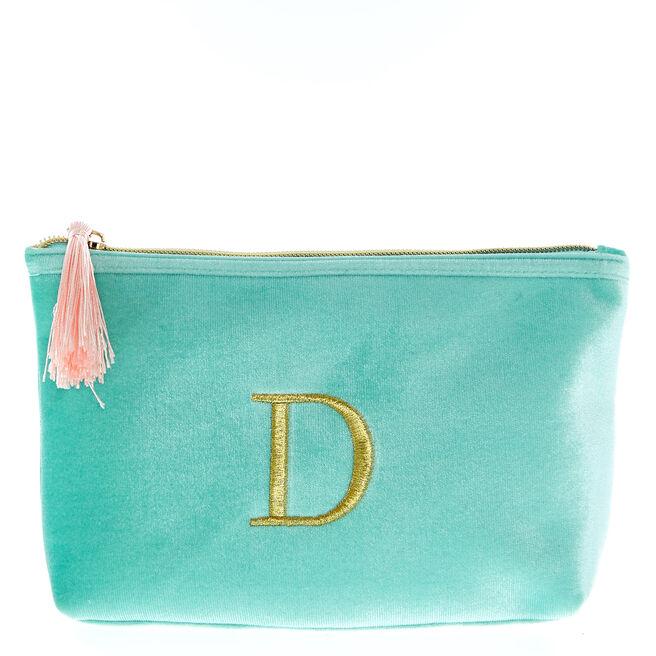 D - Makeup Bag