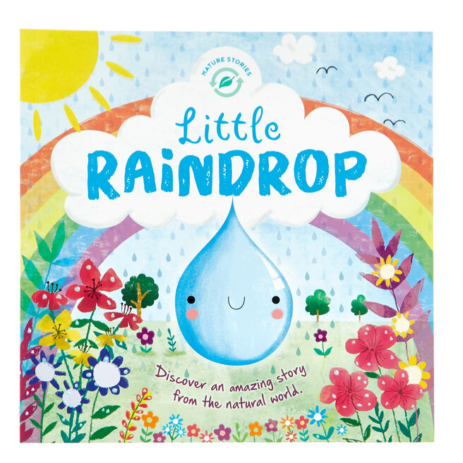 Nature Stories: Little Raindrop Storybook