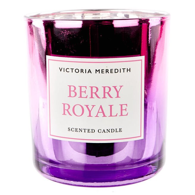 Victoria Meredith Berry Royale Scented Candle