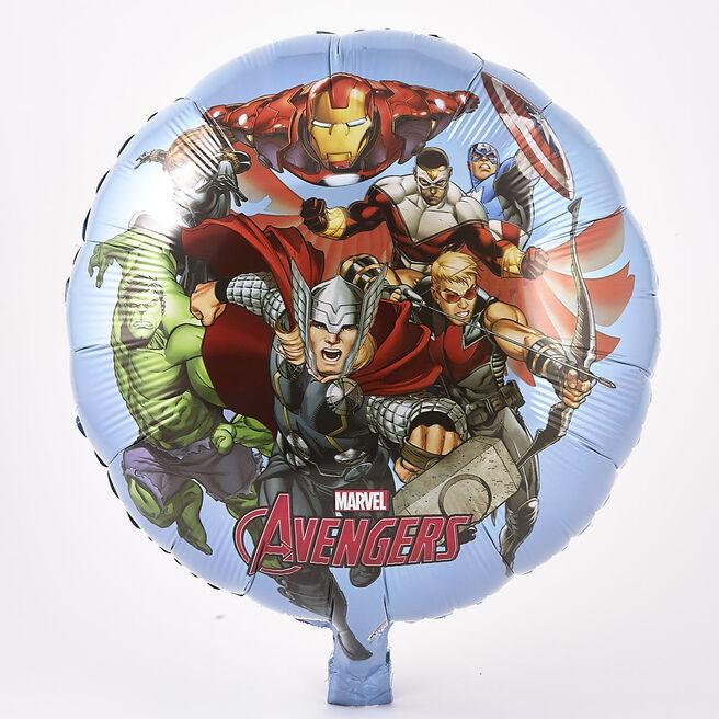 Marvel Avengers Foil Helium Balloon